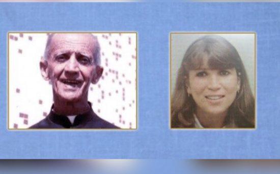 Irmão Giovanni e Isabel Cristina Mrad Campos